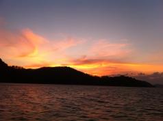 at Phang Nga Bay, Thailand
