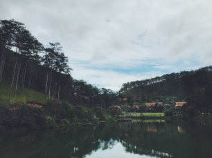 A view of Cu Lan Village