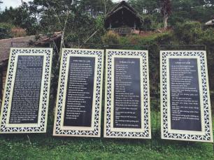 Cu Lan Village's history