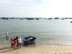 Ke Ga beach