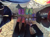 Trekking colors