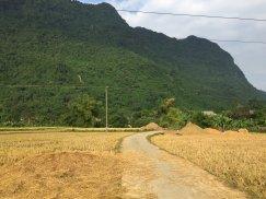 view while wandering around Tuy village