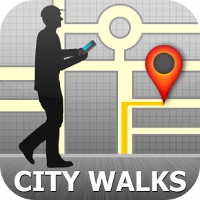 GPSMyCity - travel article app
