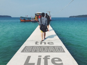 The Broad Life blog's profile photo